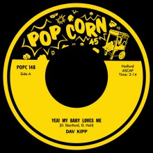 "Dav Kipp ""Yeah! My Baby Loves Me"" / Jeanie Allen ""I Really Love You"" 7"""