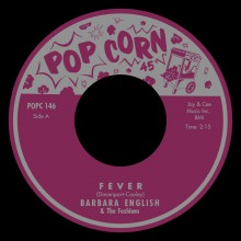 "EARL GRANT ""Fever"" / BARBARA ENGLISH ""Fever"" 7"""