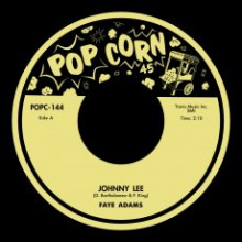 "Faye Adams ""Johnny Lee"" / Roy Brown ""Slow Down Little Eva"" 7"""