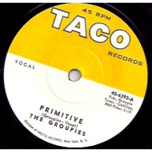 "GROUPIES ""PRIMITIVE/HOG"" 7"""
