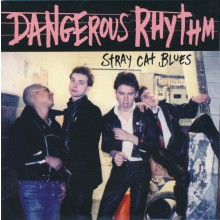 "DANGEROUS RHYTHM ""Stray Cat Blues"" 7"""