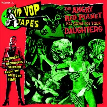 VIP VOP TAPES Volume 2 LP