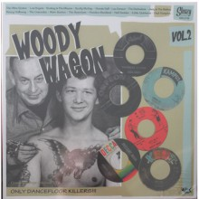 WOODY WAGON Volume 2 LP