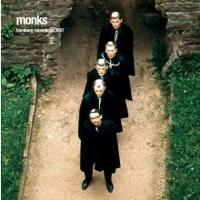 "MONKS ""Hamburg Recordings 1967"" LP"
