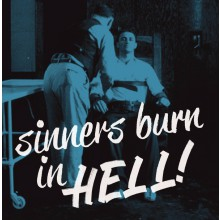 SINNERS BURN IN HELL Volume 2 LP