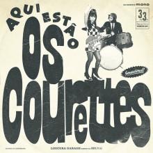 "COURETTES ""Aqui Estao Os Courettes "" 10"""