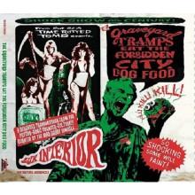 Graveyard Tramps Eat The Forbidden City Dog Food CD