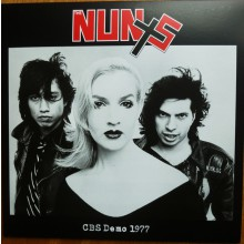 "NUNS ""CBS Demo 1977"" LP"