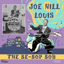 """JOE HILL LOUIS """"The Be Bop Boy"""" 10"""""""