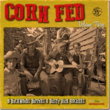 CORN FED Volume 3 LP