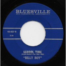 "BILLY BOY ""SCHOOL TIME / YOU'RE MY GIRL"" 7"""