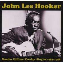 "JOHN LEE HOOKER ""Mambo Chillun: Vee-Jay Singles 1955-1958"" LP"