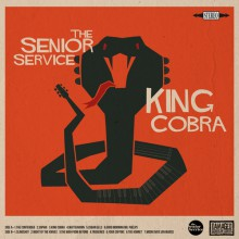 "SENIOR SERVICE ""King Cobra"" LP"