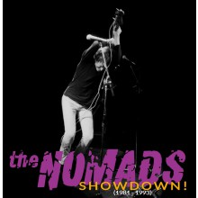 "NOMADS ""Showdown (1981-1993)"" triple LP"