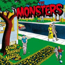 "MONSTERS ""YOUTH AGAINST NATURE"" LP+CD"