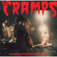 "CRAMPS "" RockinnReelininAucklandNewZealandXXX"" LP"