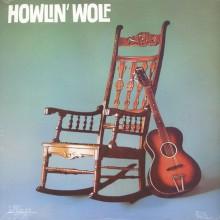 """HOWLIN WOLF """"Howlin' Wolf"""" LP"""