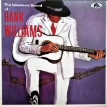 "HANK WILLIAMS ""The Lonesome Sound Of Hank Williams"" gatefold 10"""