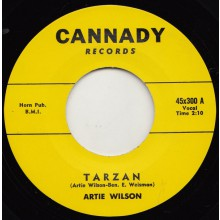 "ARTIE WILSON ""TARZAN / MARLEEN"" 7"""