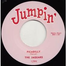 "JAGUARS ""PICADILLY"" / EDDIE RENAE & THE TITANS ""SNAKE LEG"" 7"""
