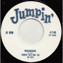 "RONNIE ISLE ""HASSIE"" / THE BOATWRIGHT BROS. ""THE BROKEN HIP"" 7"""