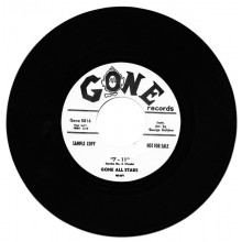 "GONE ALL STARS ""7-11 / THE GEE GEE WALK"" 7"""