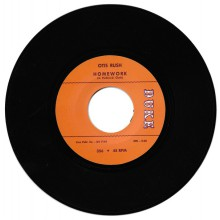 "OTIS RUSH ""HOMEWORK / I HAVE TO LAUGH"" 7"""