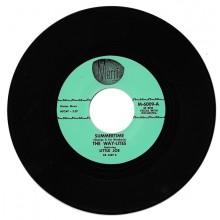 "WAY-LITES FEAT LITTLE JOE ""SUMMERTIME / SCHOOL SONG"" 7"""