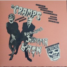 "CRAMPS ""Rock 'n' Roll Monster Bash"" LP"