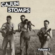 CAJUN STOMPS Volume 2 LP