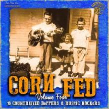 CORN FED Volume 4 LP