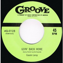 "COUSIN LEROY ""GOIN' BACK HOME / CATFISH"" 7"""