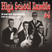 HIGH SCHOOL RUMBLE #4 LP