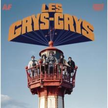 """LES GRYS-GRYS """"Les Grys-Grys"""" LP"""