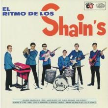 """LOS SHAIN'S """"El Ritmo De Los Shain's"""" LP"""