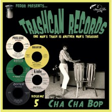 TRASHCAN RECORDS Vol. 5: Cha Cha Bop 10""