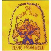 "GUN CLUB ""Elvis From Hell"" LP"
