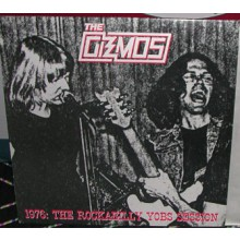 "GIZMOS ""1976: The Rockabilly Yobs Session"" LP"