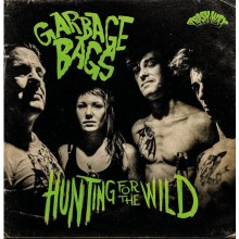 "GARBAGE BAGS ""Hunting For The Wild"" LP"