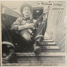 "WILLIAM LOVEDAY INTENTION ""The Bearded Lady Also Sells The Candy Floss"" LP"