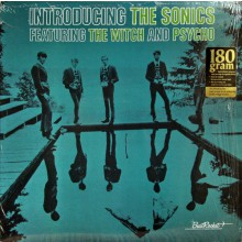 "SONICS ""Introducing The Sonics"" LP"