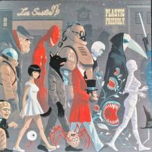"""MONSTER PARADE Vol. 2: Los Sustos & Plastic Friendly 7"""""""