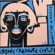 "HONSHU WOLVES ""Cosmic Creature Capture"" LP"