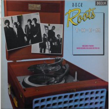 "THEM ""The Rock Roots"" LP"
