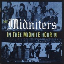 "MIDNITERS ‎""In Thee Midnite Hour!!!!"" LP"