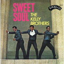"Kelly Brothers ""Sweet Soul"" LP"