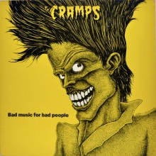 "CRAMPS ""Bad Music For Bad People"" LP"