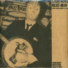 "LIGHTNING BEAT-MAN ""Apartment Wrestling Rock'n'Roll"" LP"