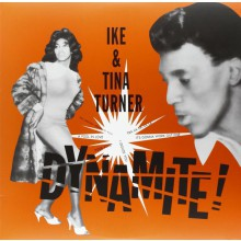 "IKE & TINA TURNER & THE KINGS OF RHYTHM ""Dynamite"" LP"
