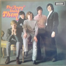 "THEM ""ANGRY YOUNG THEM"" LP"